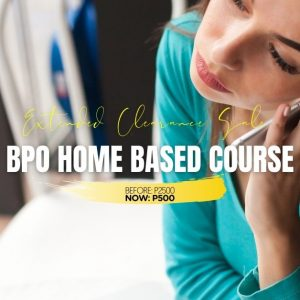 BPO Agent Home Based Course-Jan2021