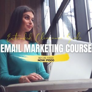 Email Marketing Course-Jan2021