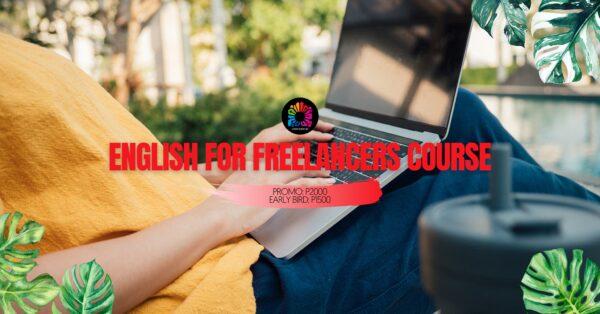 English for Freelancer October