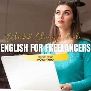 English for Freelancers-Jan2021