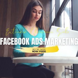 Facebook Ads Marketing Course-Jan2021