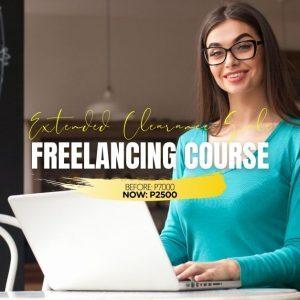 Freelancing Course-Jan2021