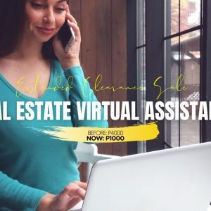 Real Estate Virtual Assistance Course-Jan2021