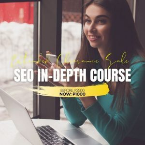SEO In-Depth Course-Jan2021