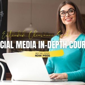 Social Media In-Depth Course-Jan2021