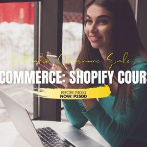 Shopify Virtual Assistance Course-Jan2021