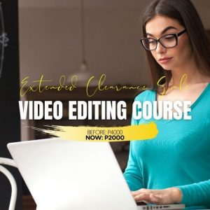 Video Editing Course-Jan2021