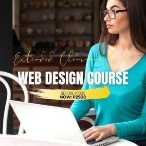 Web Design Course-Jan2021