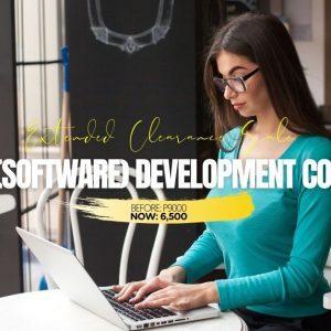 App (Software) Development Course-Jan2021