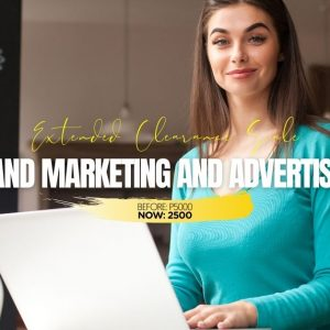 Brand Marketing and Advertising-Jan2021