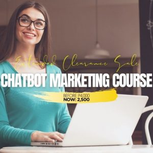 ChatBot Marketing Course-Jan2021