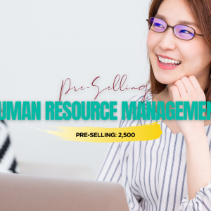 Human Resources Management Course-Jan2021