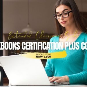 QuickBooks Certification Plus Course-Jan2021